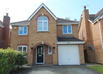 Thumbnail 4 bed detached house for sale in Charnock Moss, Lostock Hall, Preston