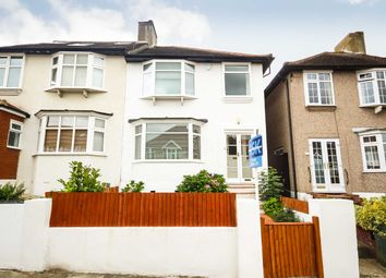 Thumbnail 3 bed semi-detached house for sale in Mayfield Gardens, London