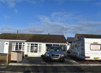 Thumbnail 3 bed semi-detached bungalow for sale in Kingsbridge Drive, Pembroke, Pembrokeshire