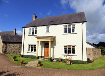 Thumbnail 4 bed detached house for sale in Glebe Close, Hatherleigh, Okehampton