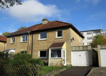 Thumbnail 3 bed semi-detached house for sale in Coalpit Road, Batheaston, Bath