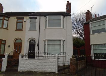 Thumbnail 3 bedroom semi-detached house to rent in Desborough Crescent, West Derby