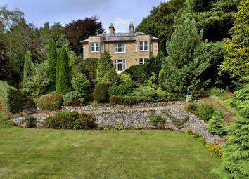 Thumbnail 4 bed detached house for sale in Langhurst, Langlands Road, Hawick