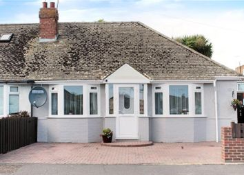Thumbnail 2 bed semi-detached bungalow for sale in Courtwick Road, Wick, Littlehampton
