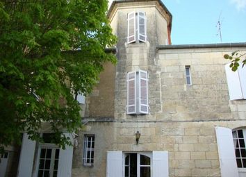 Thumbnail Town house for sale in Montguyon (Commune), Montguyon, Jonzac, Charente-Maritime, Poitou-Charentes, France