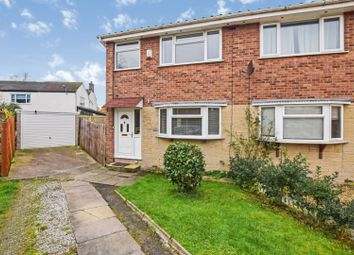 Thumbnail 3 bed semi-detached house for sale in Gowy Close, Alsager, Stoke-On-Trent