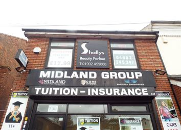 Thumbnail Retail premises to let in Dudley Road, Wolverhampton