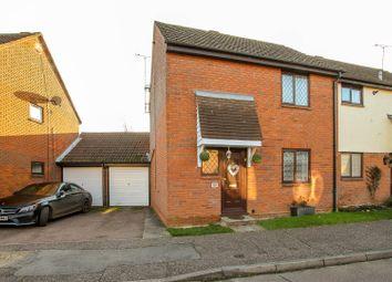 Thumbnail 2 bed semi-detached house for sale in Kelvedon Green, Kelvedon Hatch, Brentwood