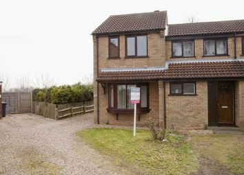 Thumbnail 2 bed semi-detached house to rent in Beaufort Road, Lincoln
