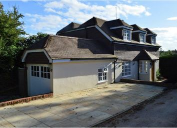 Thumbnail 4 bed detached house for sale in Brenchley Road, Tonbridge