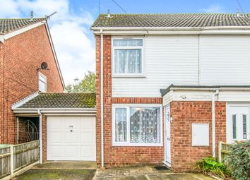 2 bed end terrace house for sale in Marlborough Green Crescent, Martham, Great Yarmouth NR29