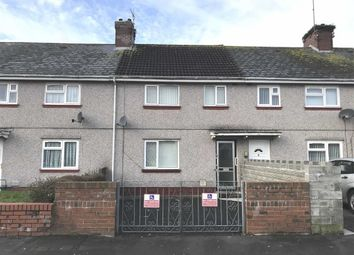 Thumbnail 3 bed terraced house for sale in Martin Road, Penyfan, Llanelli