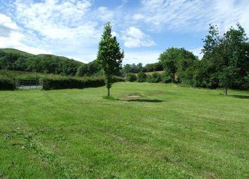 Thumbnail Land for sale in Land At Llandegley, Llandrindod Wells, Powys, 5Ud.