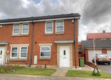 Thumbnail 2 bed semi-detached house for sale in Dartington Close, Pennywell, Sunderland