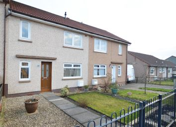 Thumbnail 2 bed terraced house for sale in Brownhill Drive, Kilbirnie, North Ayrshire