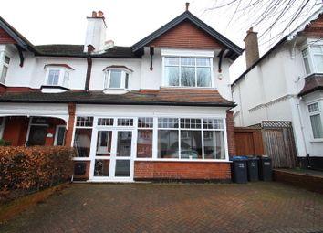 Thumbnail 5 bed terraced house to rent in Penwortham Road, Sanderstead, Croydon