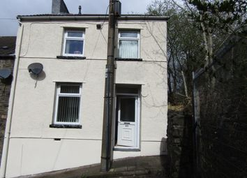 Thumbnail 3 bed end terrace house for sale in Phillip Street, Mountain Ash