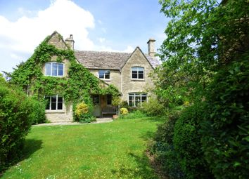 Thumbnail 3 bed detached house for sale in Silver Street, South Cerney, Cirencester