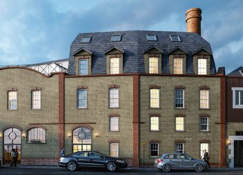 Thumbnail 1 bed flat for sale in Warple Way, Acton
