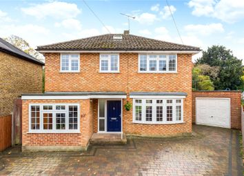 Thumbnail 4 bed detached house for sale in College Road, Epsom, Surrey