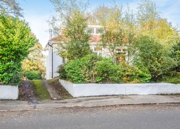 Thumbnail 4 bedroom detached bungalow for sale in Cartsbridge Road, Busby, Glasgow