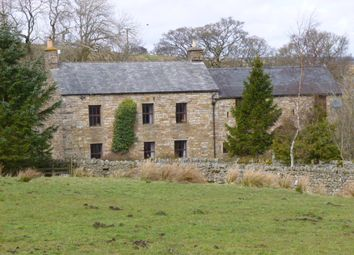 Thumbnail 6 bedroom country house for sale in Low Galligill, Alston Cumbria