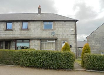 Thumbnail 2 bed end terrace house to rent in Faulds Gate, Aberdeen