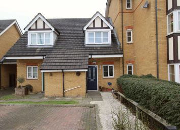 Thumbnail 2 bed terraced house for sale in Redwood Grove, Bedford