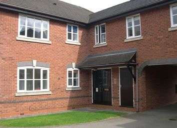 Thumbnail 2 bed flat to rent in Woburn, Tamworth