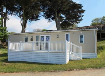 Thumbnail 2 bedroom mobile/park home for sale in Trevelgue, Newquay, Cornwall