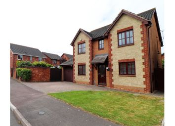 Thumbnail 4 bed detached house for sale in Goshawk Road, Gloucester