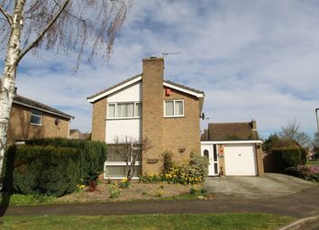 Thumbnail 4 bed detached house for sale in Elton Road, Banbury