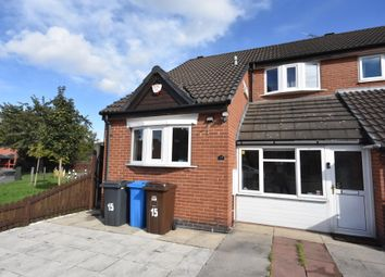 Thumbnail 3 bed town house for sale in Nether Ley Avenue, Chapeltown, Sheffield
