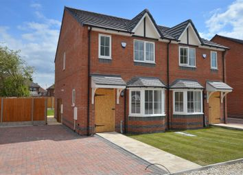 3 bed property for sale in Plot 4 Errwood, Littleover/Sunnyhill, Derby DE23