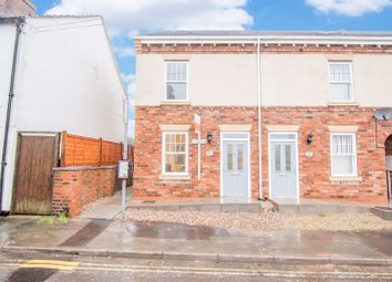 Thumbnail 3 bed semi-detached house for sale in Oversetts Road, Newhall, Swadlincote
