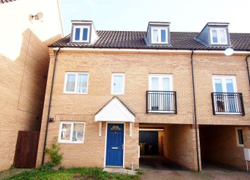 Thumbnail 4 bed property for sale in 7 Camelia Close, Hethersett, Norwich