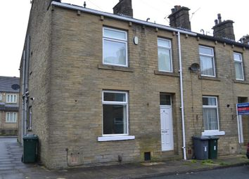 Thumbnail 2 bed end terrace house for sale in York Street, Queensbury, Bradford