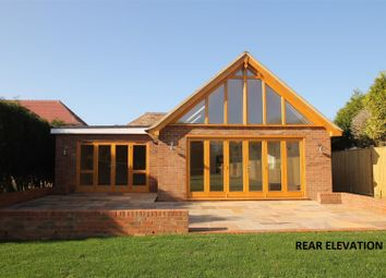 Thumbnail 3 bed detached bungalow for sale in Peartree Lane, Bexhill-On-Sea