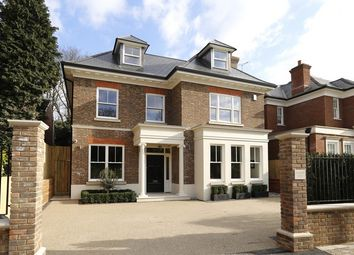 Thumbnail 6 bed detached house for sale in Margin Drive, Wimbledon Village, Wimbledon