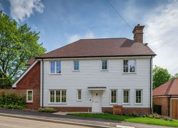Thumbnail 4 bed detached house for sale in Barleycroft, Church Street, Rudgwick