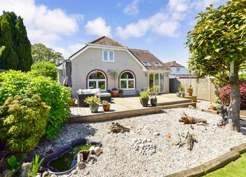 Thumbnail 4 bed detached bungalow for sale in Bewsbury Cross Lane, Whitfield, Dover, Kent