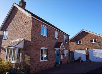 Thumbnail 4 bed detached house for sale in Pasture Lane, Grimsby