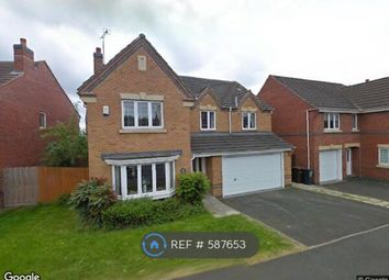Thumbnail 5 bed detached house to rent in Curlew Drive, Brownhills, Walsall