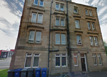 Thumbnail 1 bed flat for sale in Brick Lane, Paisley, Renfrewshire