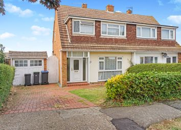 Thumbnail 3 bed semi-detached house for sale in Martindown Road, Whitstable