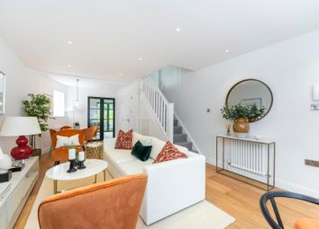 Thumbnail 2 bed flat for sale in Burnham Way, London