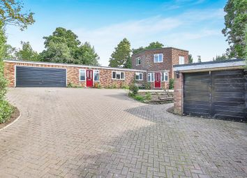 Thumbnail 4 bedroom detached house for sale in Town Street, Swanton Morley, Dereham