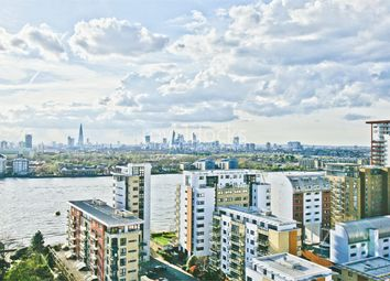 Thumbnail 2 bed flat to rent in Knighthead Point, The Quarterdeck, Westferry Road, London