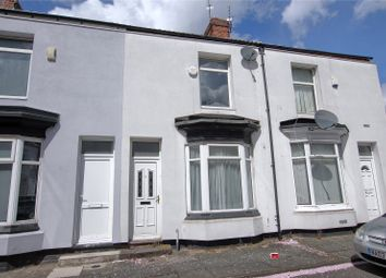 Thumbnail 2 bed terraced house for sale in Lovaine Street, Middlesbrough