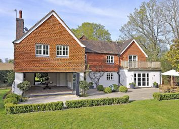Thumbnail 5 bedroom detached house to rent in Stroud Common, Shamley Green, Guildford